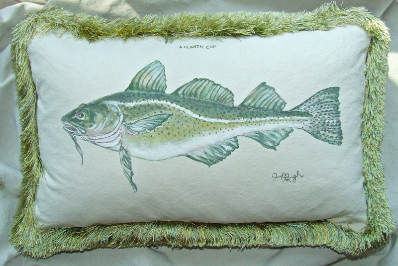 Atlantic Cod 16x24HHP